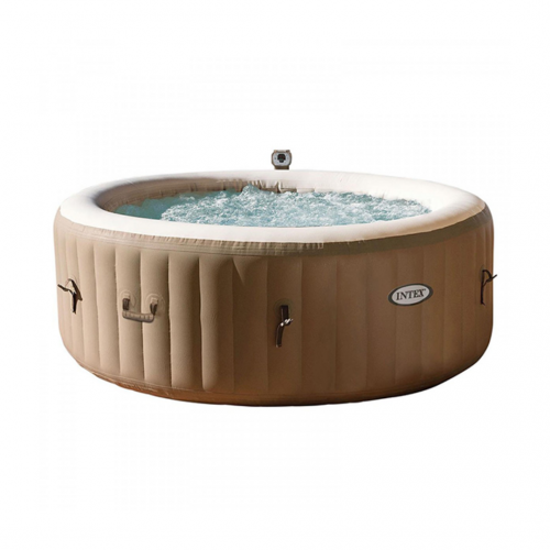 <b>Intex PureSpa Bubble Therapy jacuzzi</b><br>8.000 lichtpunten