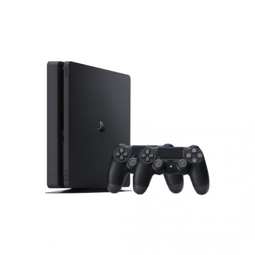 <b>Sony PS4 Slim 1TB + 2 controllers</b><br>6.000 lichtpunten